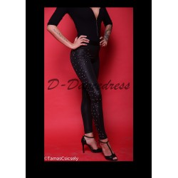 Sparkle dance leggings